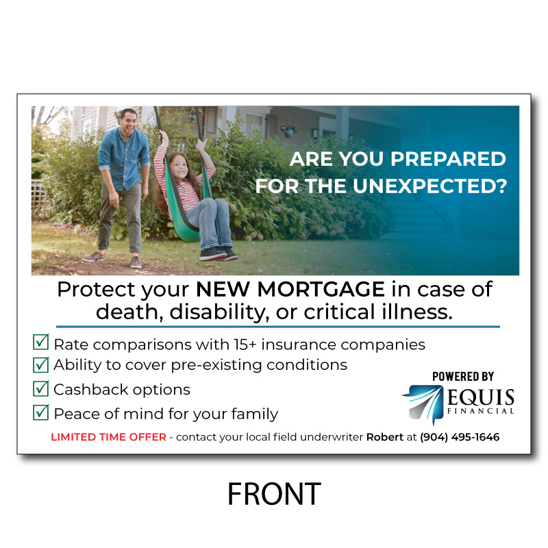 Equis Financial Post Cards