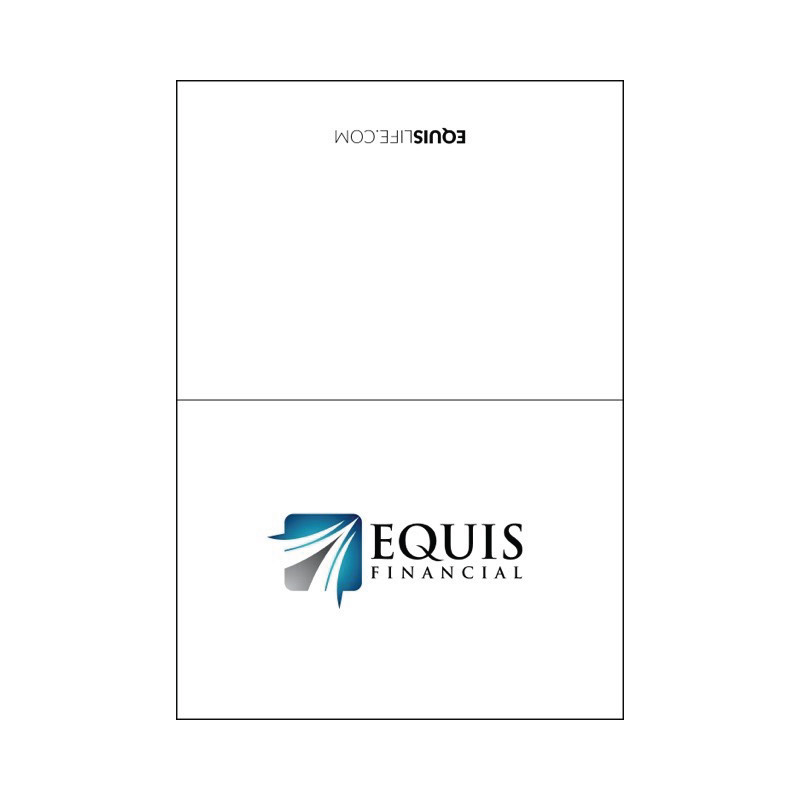 Equis Thank You Cards