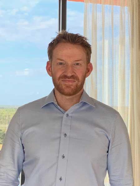 Nick Vance, CEO NVR Branding